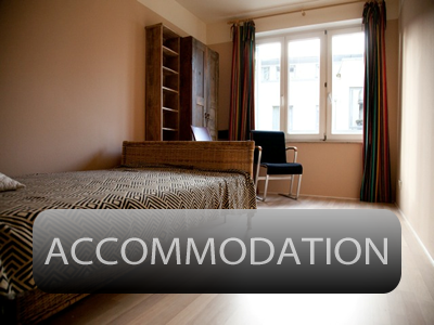 Accommodation with a German family